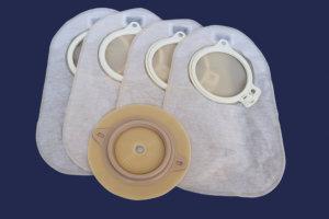 ostomy pouch